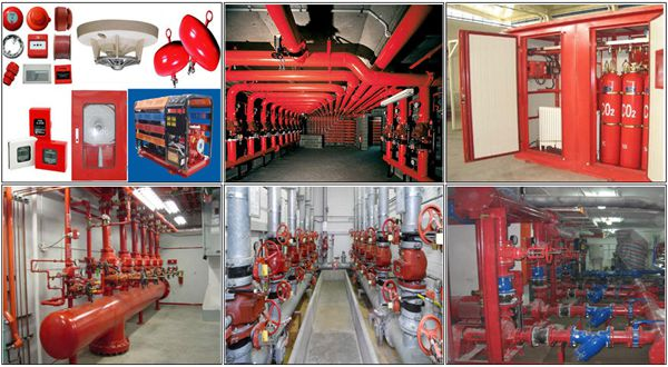 Dịch vụ bảo trì hệ thống PCCC Tại Tp HCM, Bình Dương, Đồng Nai - 1