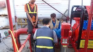 Dịch vụ bảo trì hệ thống PCCC Tại Tp HCM, Bình Dương, Đồng Nai